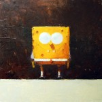 SeanThomasSpongBob 150x150 Affordable Art Fair   NYC