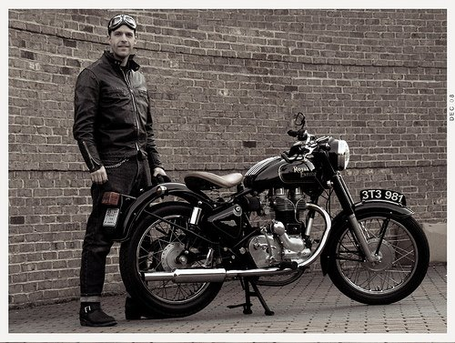 bartlett bike Royal Enfield Motor Bikes