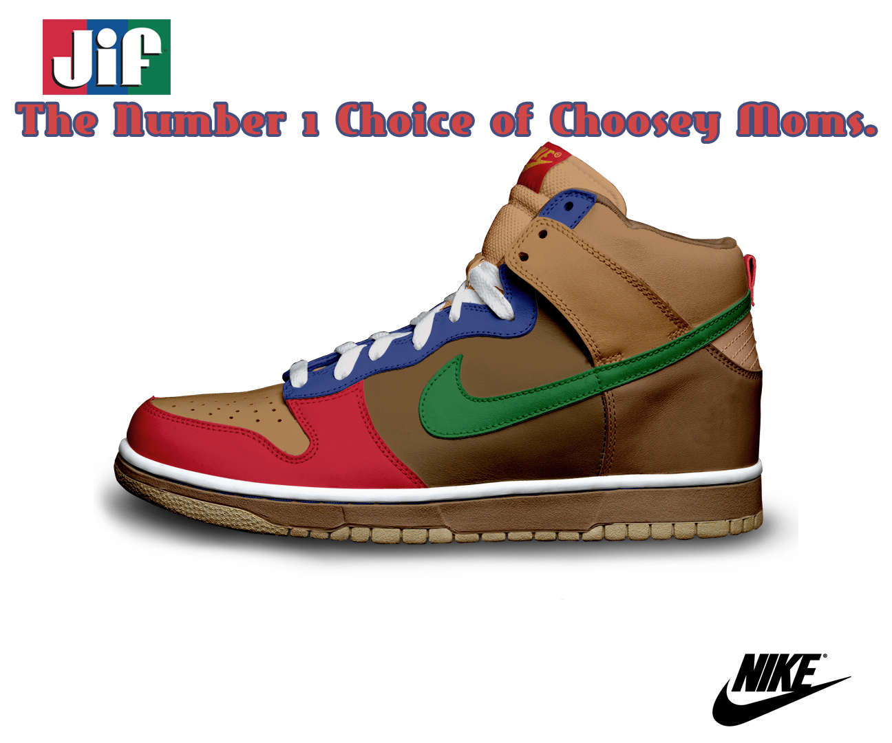 peanutbutter1 Nike x Jif x Smuckers Concepts