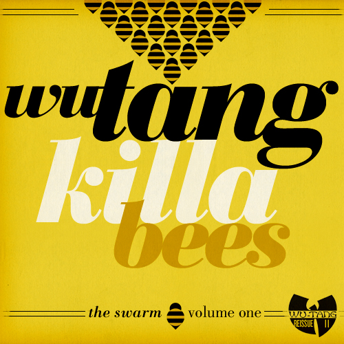 11 Jazz Inspired Wu Tang Vinyl Covers by Logan Walters