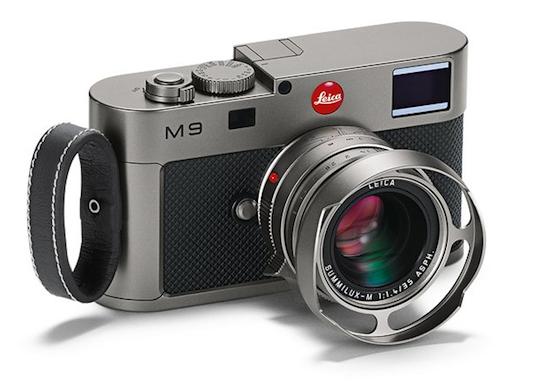Leica M9 Titanium Titanium M9 Leica By Volkswagen Designer Walter deSilva
