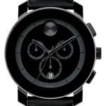 MovadoBoldBlack 150x150 Movado Bold Chronograph Watch