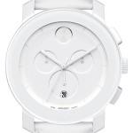 MovadoBoldWhite 150x150 Movado Bold Chronograph Watch