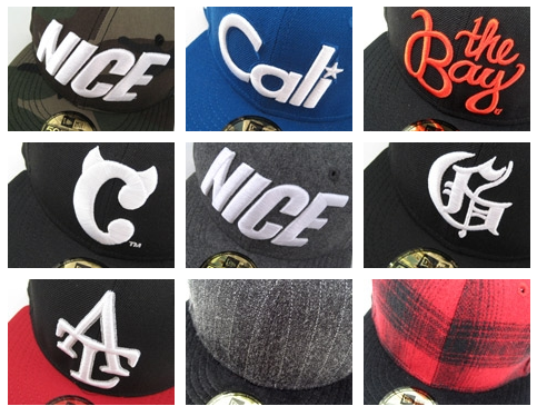 Picture 6 E Cap City (Custom New Era)