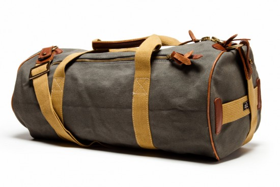 STF BQG full 02 550x367 Quality Mending Co. Canvas Duffle Bags