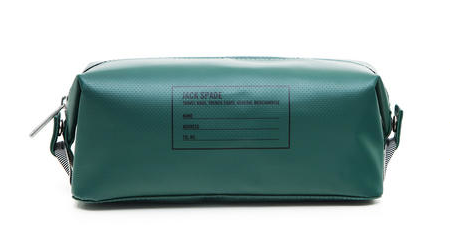 Screen shot 2010 10 21 at 9.46.51 AM Jack Spade Tarpaulin Dry Dopp Kit