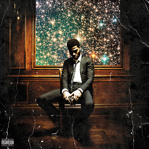 kid cudi man on the moon artwork 01 Man on the Moon II: Legend of Mr. Rager Cover Art