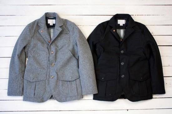 nanamica 550x366 Nanamica GORE TEX Field Jacket