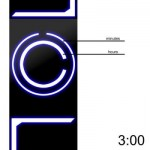 tokyoflash tron inspired watch design 3 150x150 New Tokyoflash Watch Designs
