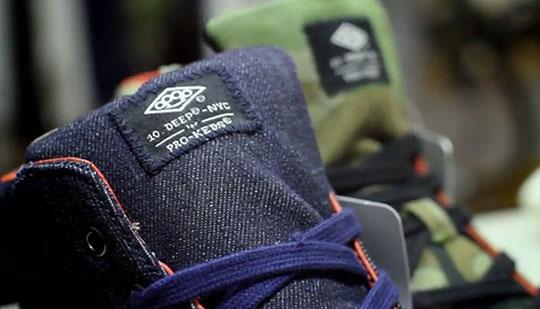 10deep prokeds sneakers 1 10.Deep x PRO Keds Denim Sneaker