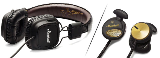 1756 9590ed1f39 original Now Available: Marshall Headphones