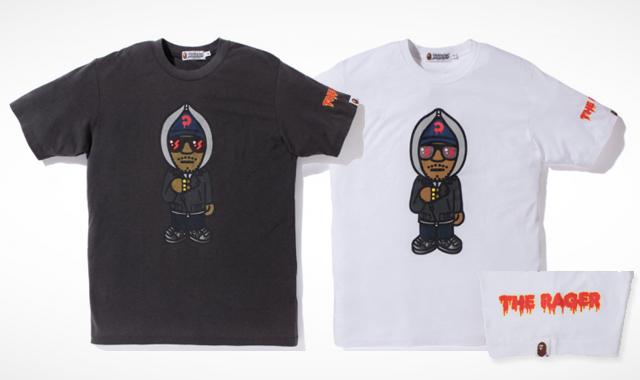 5ea4a273 BAPE x Kid Cudi Rager T-Shirt | Freshborn Market