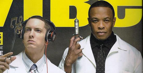 """EminemDre Dr. Dre (ft. Eminem & Liz Rodrigues) – """"I Need a Doctor"""""""
