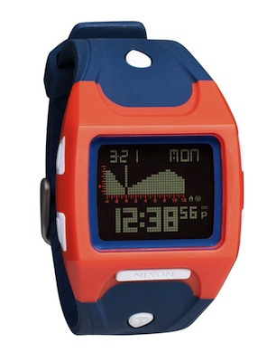 HAWAII LODOWN 1  Nixon x Hawaii Lodown Limited Edition Tide Watch