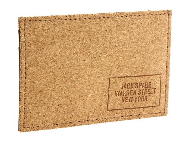 JackSpadeCork 640x480 Jack Spade Cork Wallet