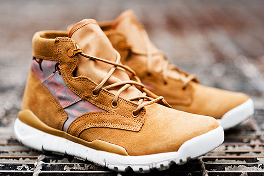 Nike Sportswear Athletics Far East Chukka