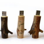 OOMS Wooden USB 150x150 Wooden USB Stick by OOOMS