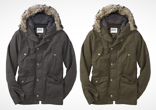 Old Navy Too Dope to Overlook: Old Navy Twill Jacket
