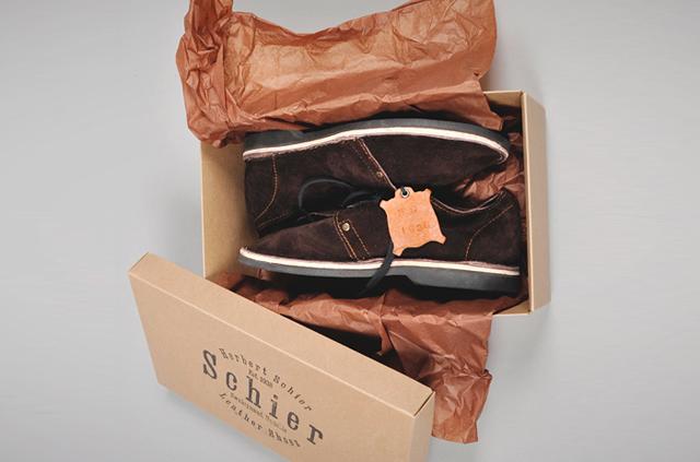 SchierBrown L7 Herbert Schier: Velskoen Handmade Shoes