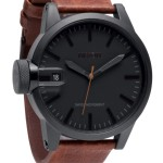 barneys chron lthr 150x150 Nixon x Barneys Holiday Collection 2010