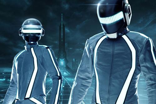 daft punk tron legacy Disney censors Daft Punk?