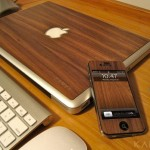 wood walnut karvt skin 150x150 Karvt 100% Real Wood Skins for Apple fans