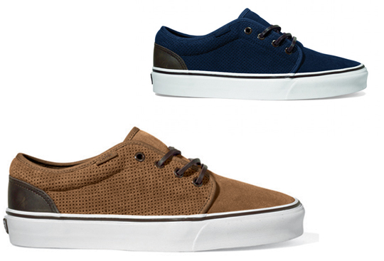 vans california 106 sneakers 0 Vans California 106 Vulcanized Sneakers   Spring 2011