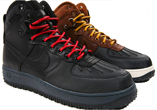Nike Air Force 1 Duck Boot High
