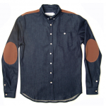 Picture 1 150x150 Raw Denim Overshirt by FrenchTrotters
