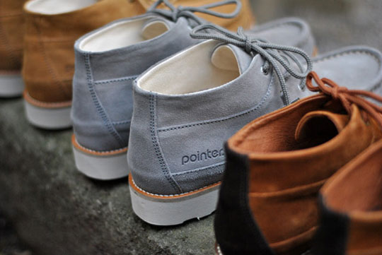 Pointer Connor Boots 2