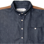 Screen shot 2011 02 07 at 3.14.59 PM 150x150 Raw Denim Overshirt by FrenchTrotters