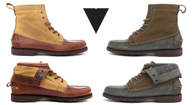 VANE x Sebago Field Exo Boot VANE x Sebago Field Exo Boot