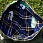 green inside 150x150 toddland: Flannel lined Greatest Pants in The Universe