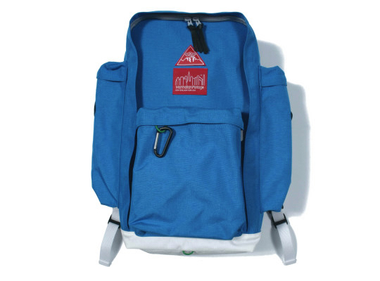 stussy manhattan portage backpack 0 Stussy x Manhattan Portage Hiking Day Pack